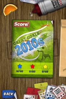 Score! Коробки с уровнями