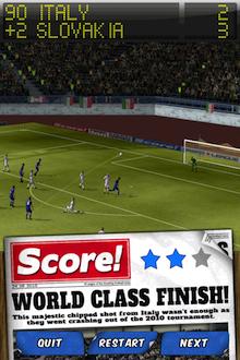 Score! Победа в игре