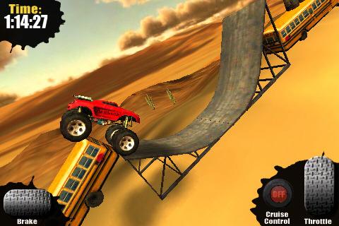 App Store Игры Monster Trucks Nitro.