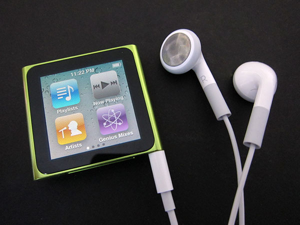 Малыш Apple – ipod nano 6 gen
