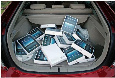 5 новых возможностей iPad 2