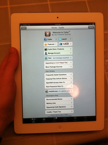 iPad 2 зламаний!